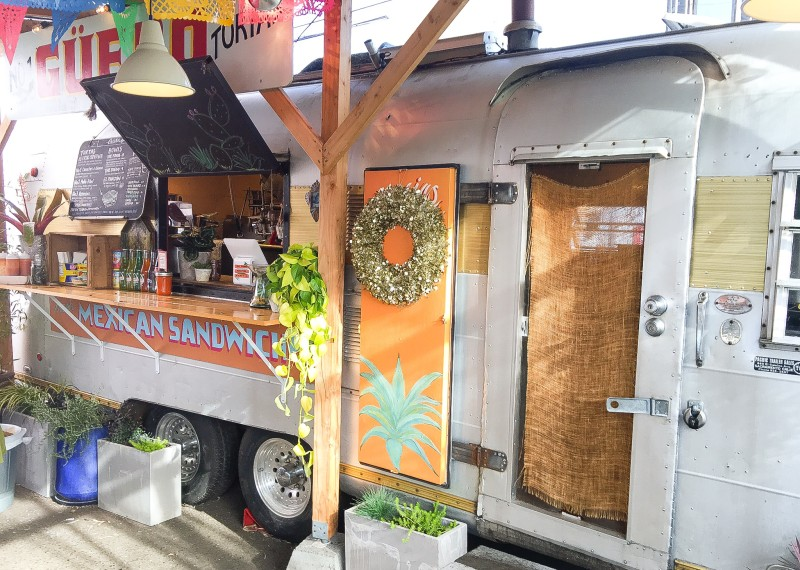 Guero Food Cart, Best of Portland Food Carts