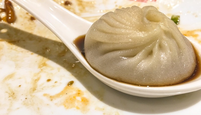 Dinasty Dumplings, Soup Dumplings