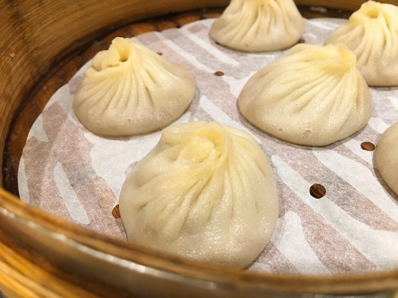 Dinasty Dumpling House, Soup Dumplings