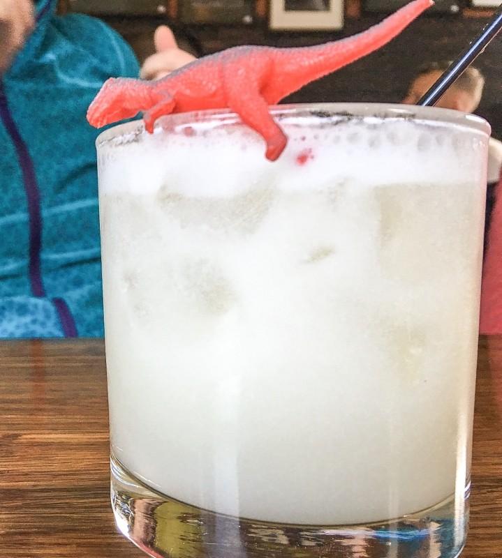 Cocktails at Cruzroom, Best Portland Happy Hour