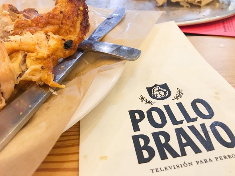 Portland Pine Street Market Pollo Bravo