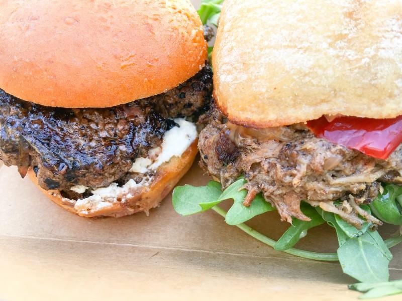 PDX Slider Burger Food Truck Portland