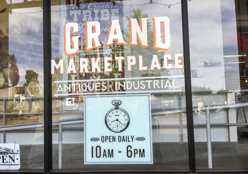 Grand Marketplace Antiques and Salvage