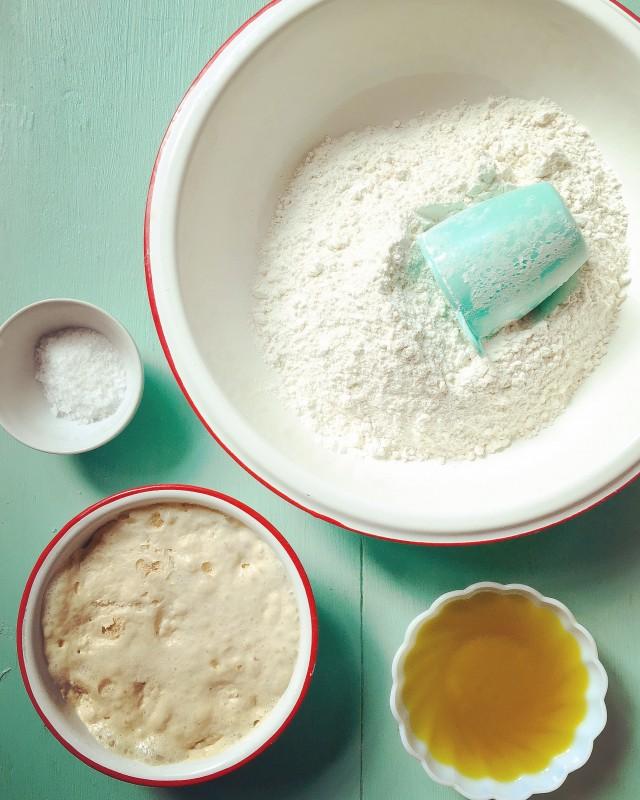 Making Homemade Focaccia