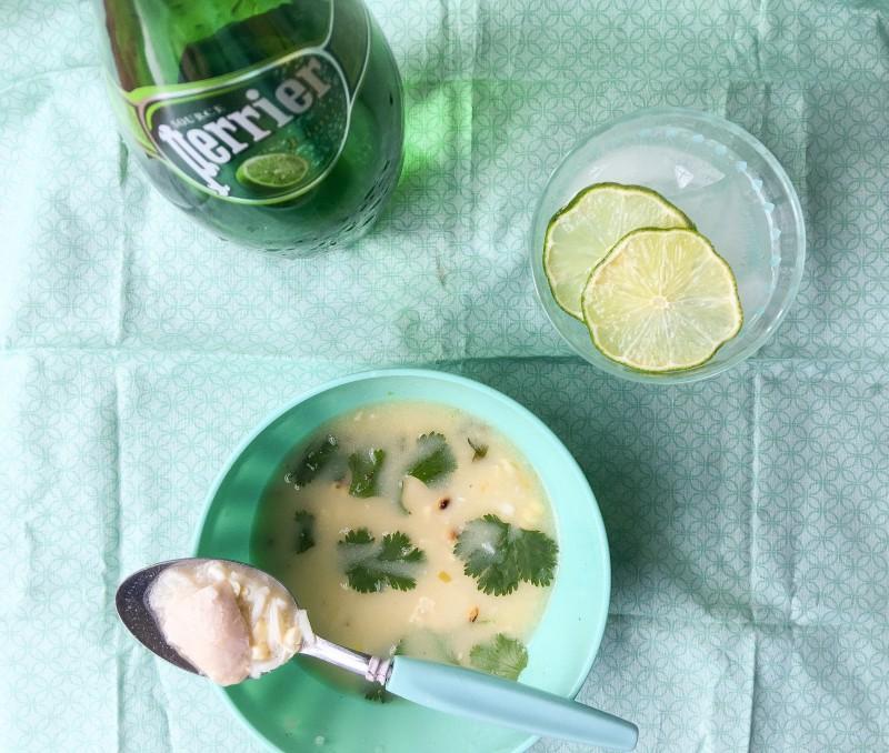 Greek Lemon CHicken Soup, Portland