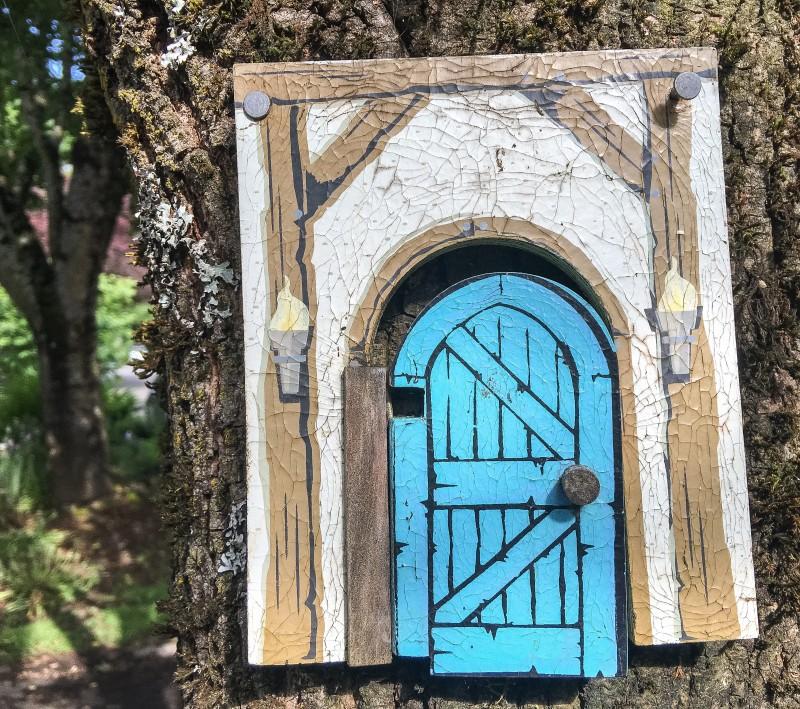 Little Fairy Tree House Portland