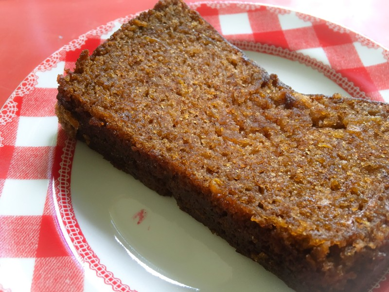 Zucchini Bread at Bake Sale