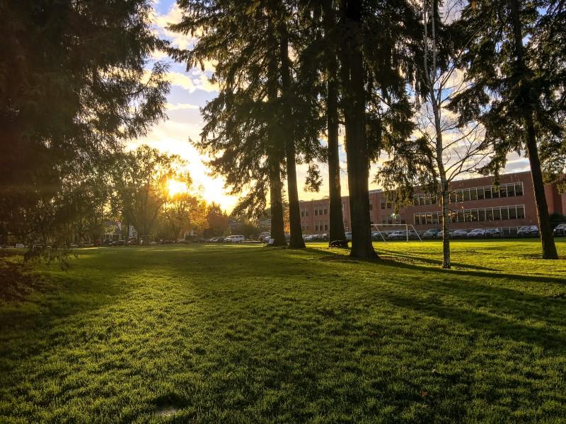 Grant Park, Portland