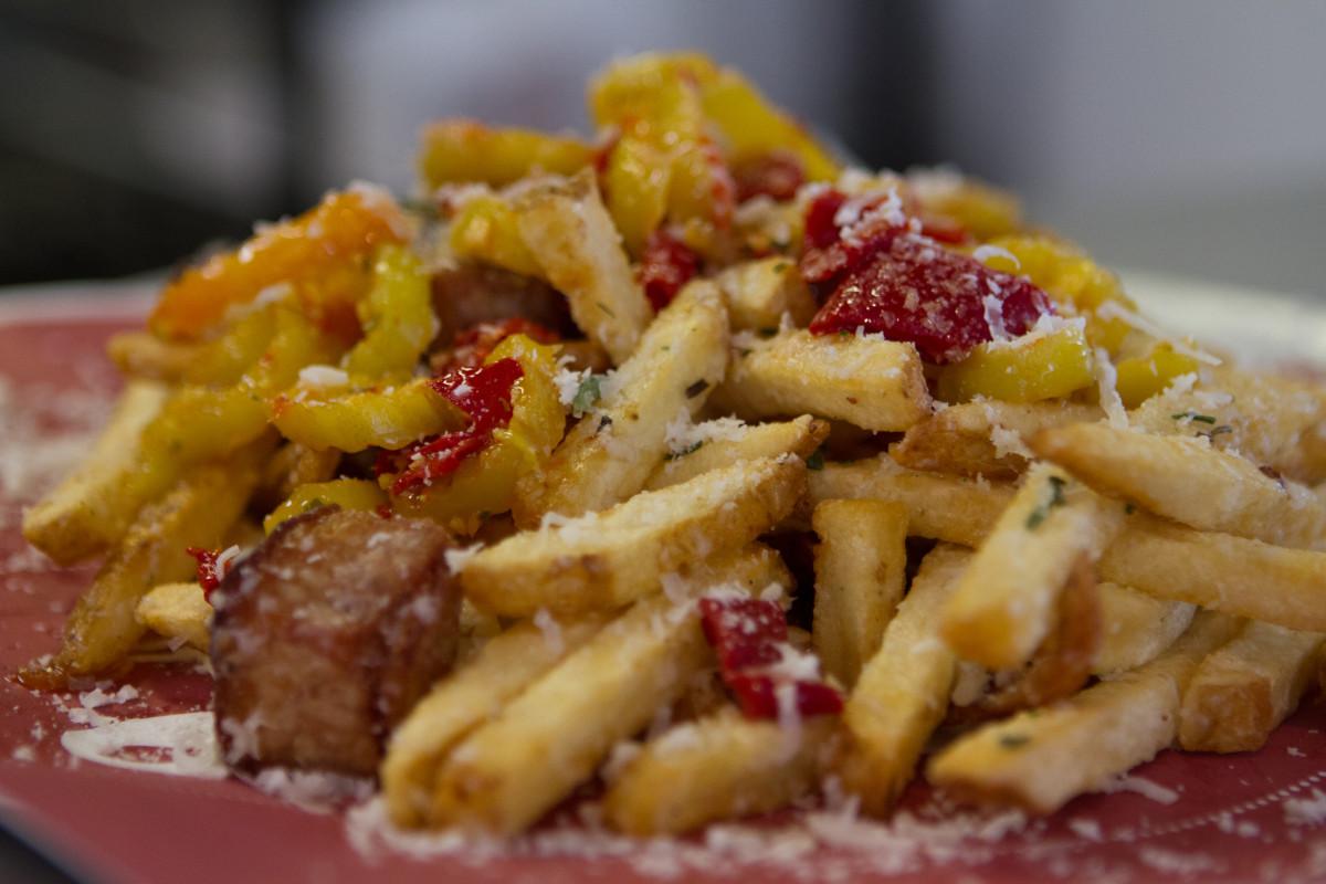 Lardo Fries, Rick Gencarelli, Portland
