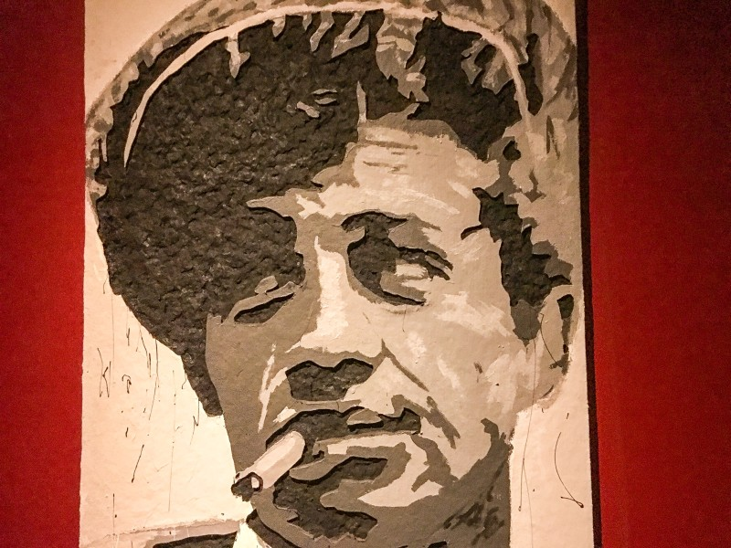 jean paul belmondo, l'assiette los angeles
