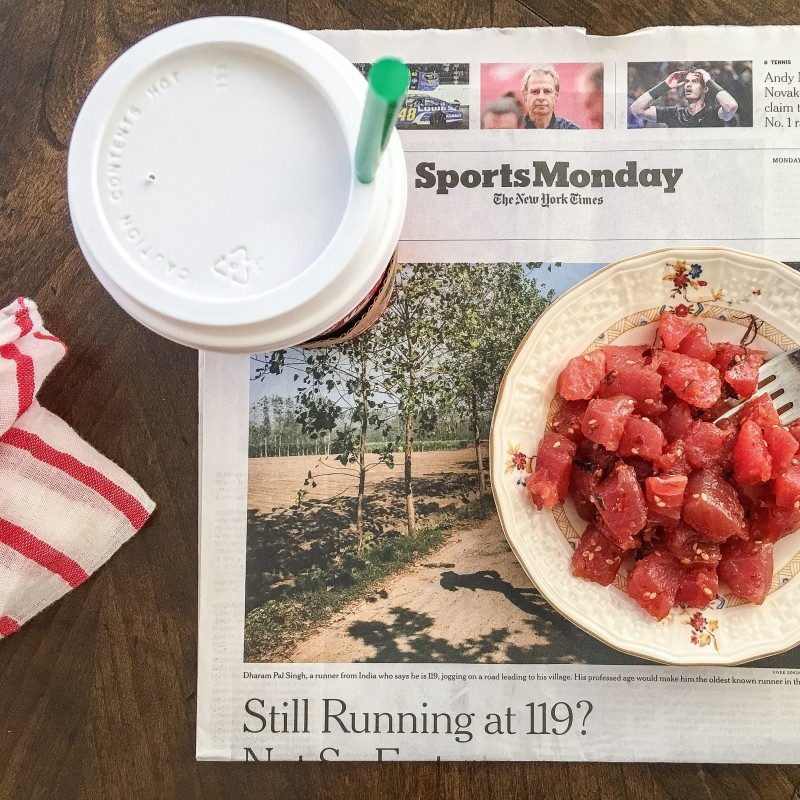 poke and sports section