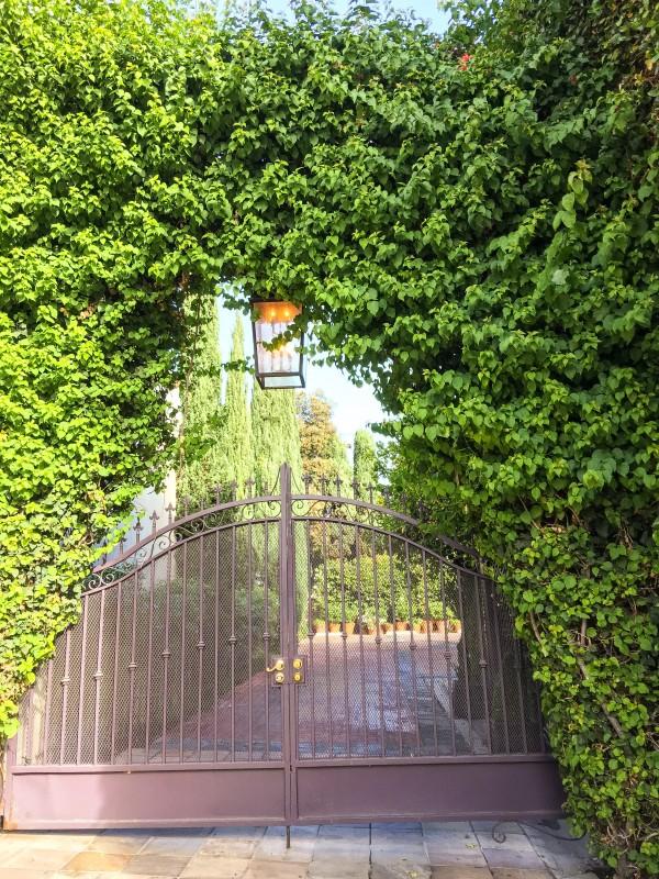 Beverly Hills walk