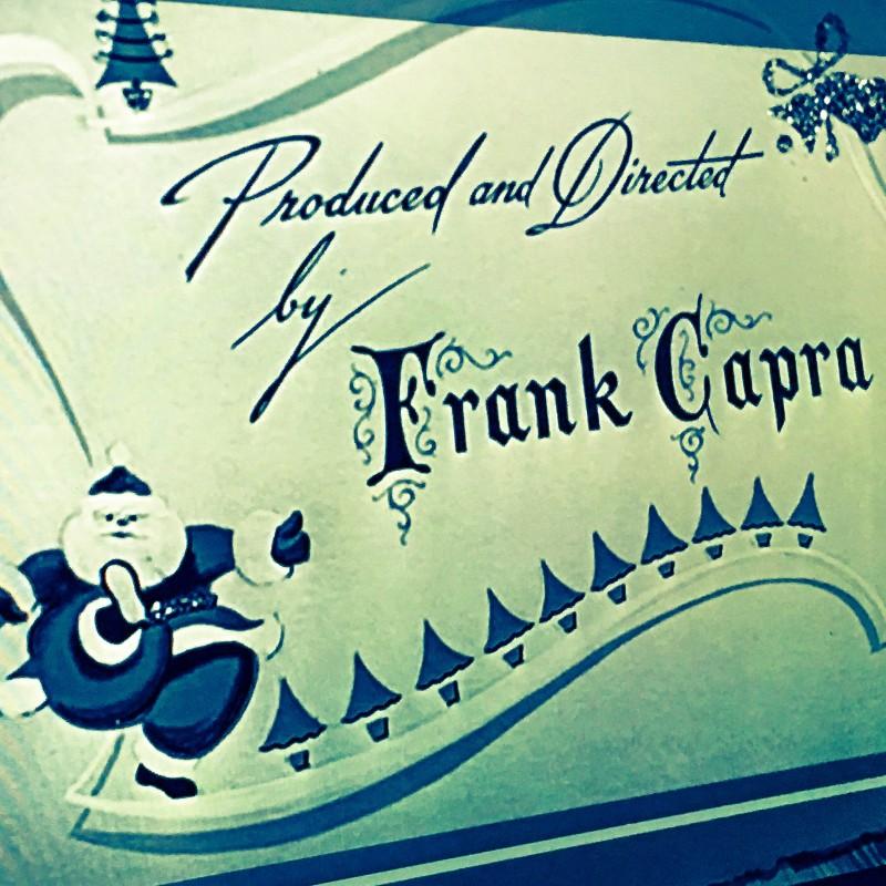 Frank Capra, It's a WOnderful Life