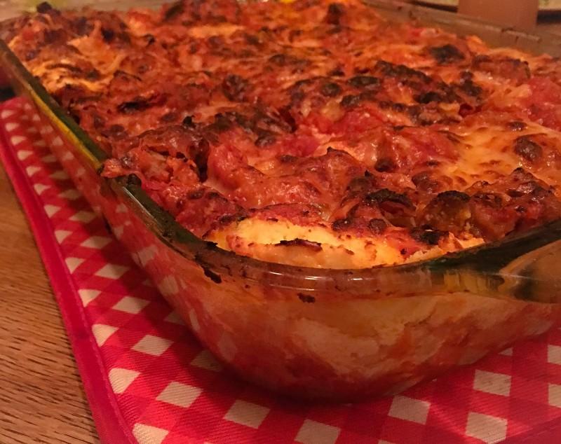 Tootsie Lasagna