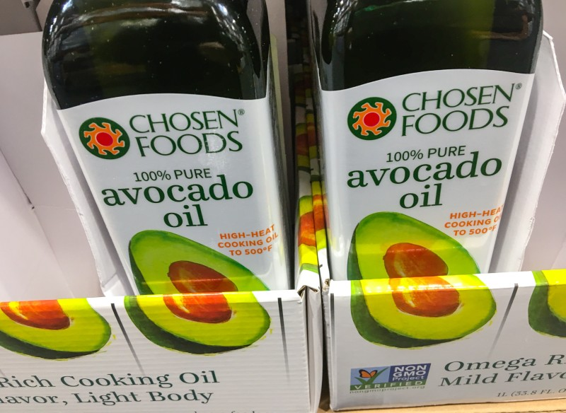 Avocado Oil at Costco