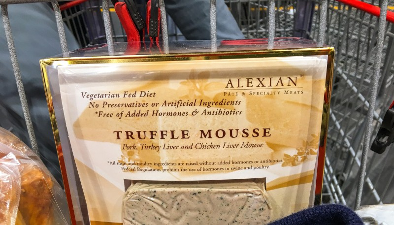 Truffle Mousse, Costco