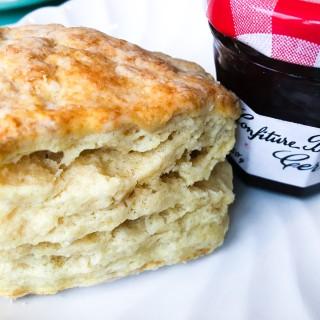 Smitten Kitchen's Buttermilk Biscuits