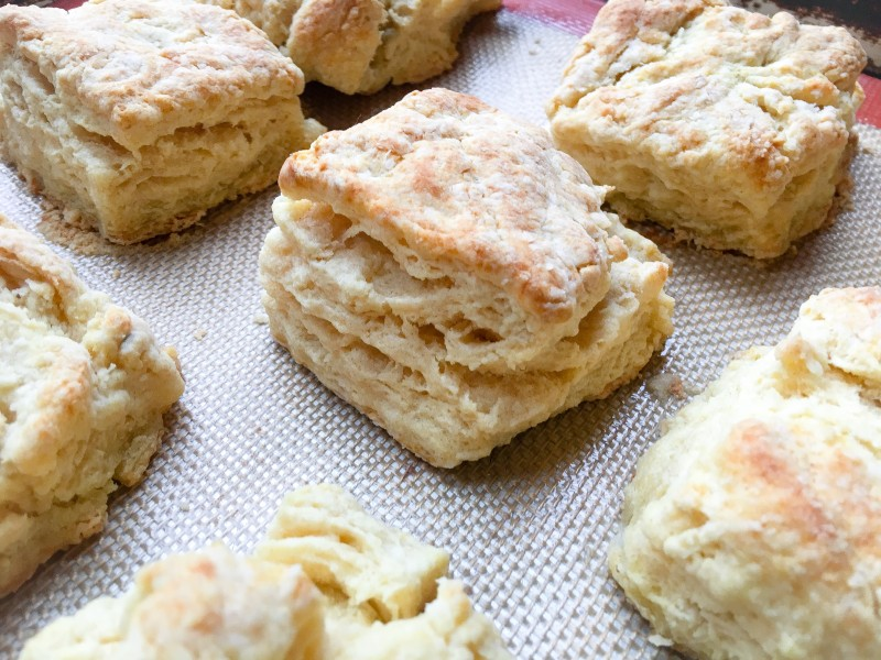 Smitten Kitchen's Buttermilk Biscuits
