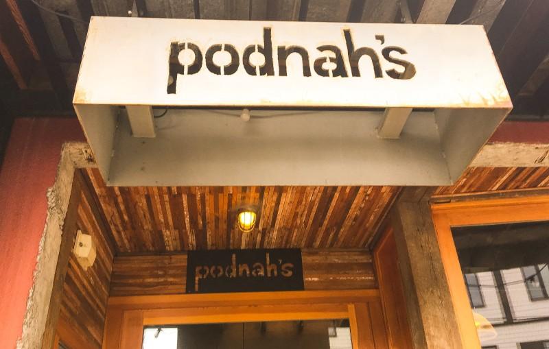 Podnah's BBQ, Portland PDX