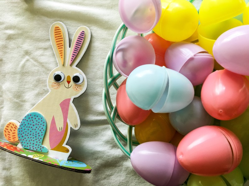Easter decor rockaway beach house rental beach getaway decorations at