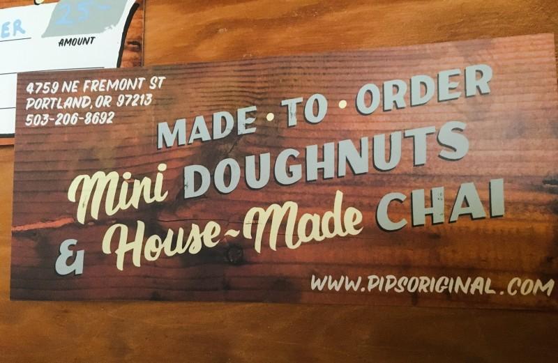 Pip's Original Donuts, Portland PDX