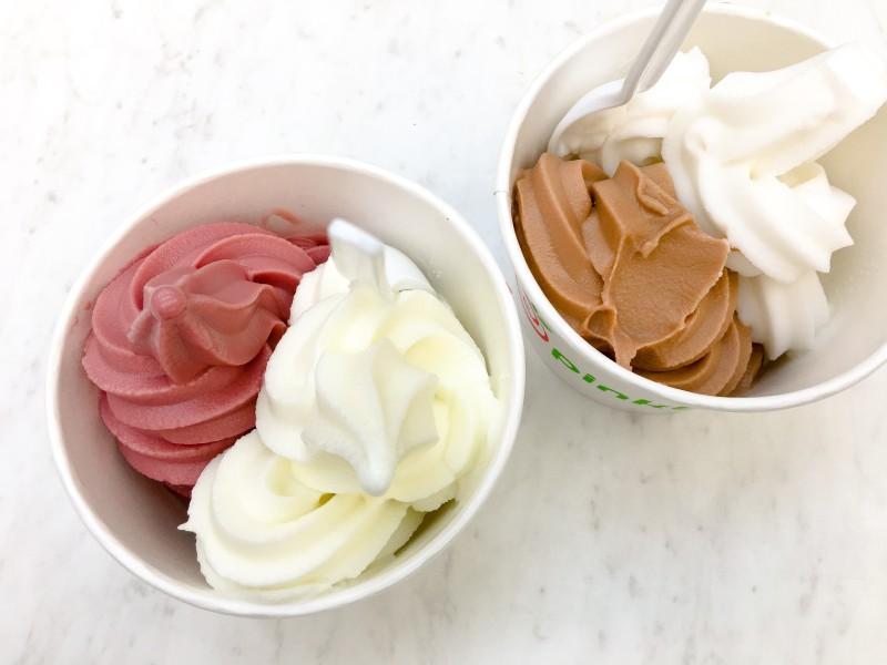 Pinkberry Yogurt