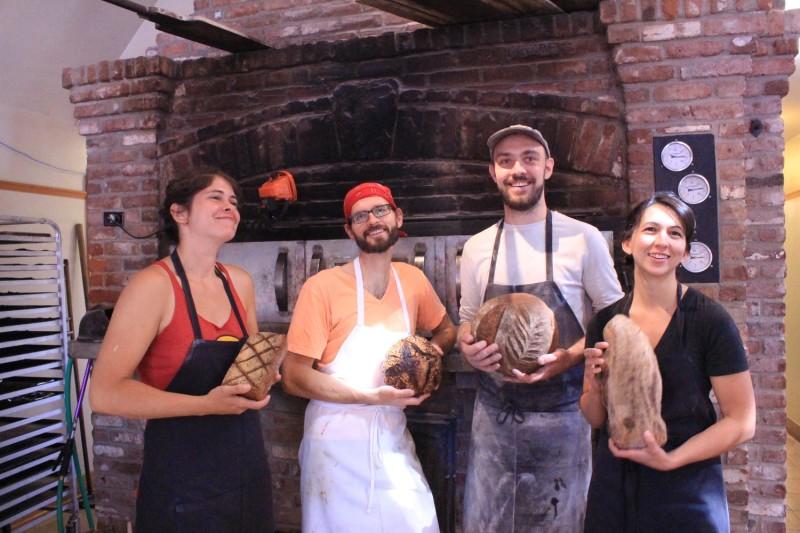 Tabor Bread Staff