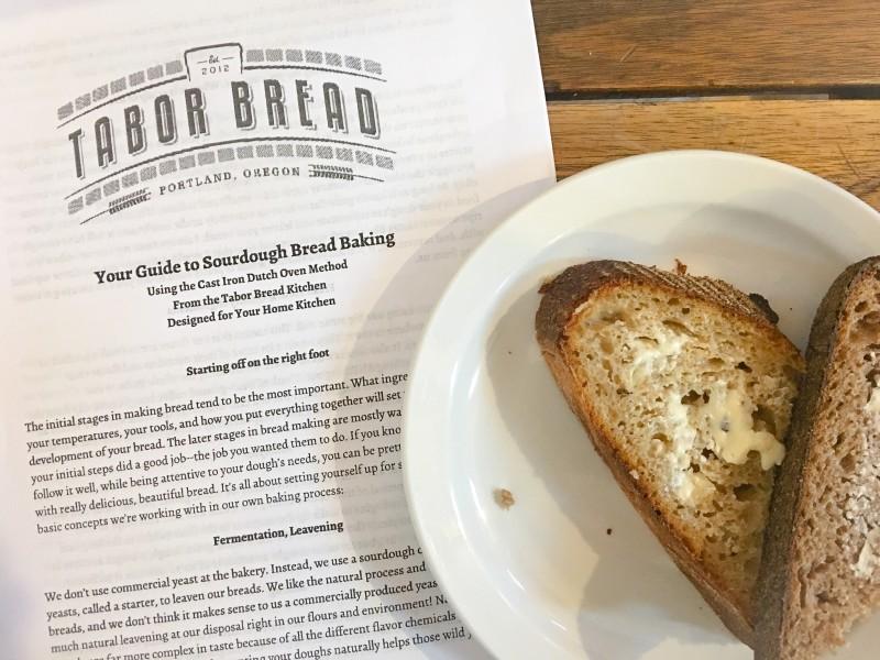 Tabor Bread Class