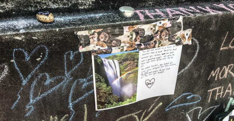 Memorial to Stabbing Victims, Portland