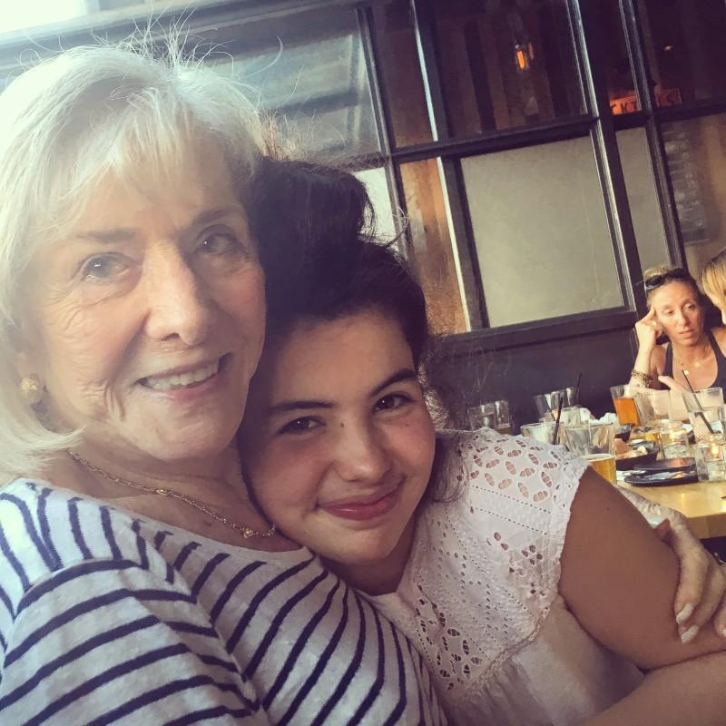 charlotte and grandma