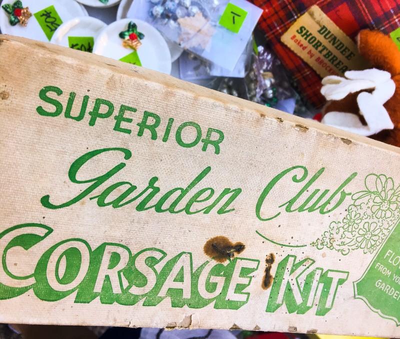 Laurie Romaneggi's Magpie Ethel Garage Sale Eastmoreland
