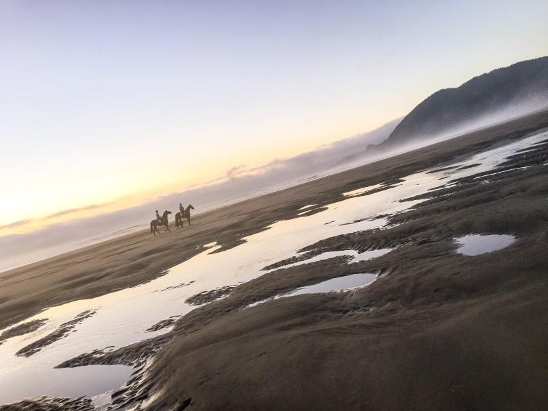 Camping Glamping Oregon Coast Nehalem