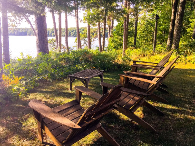 Wisconsin Adirondack Chairs