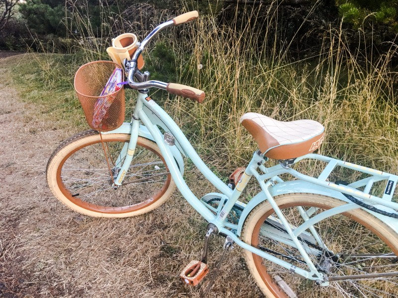 Bike Camping Glamping Oregon Coast Nehalem
