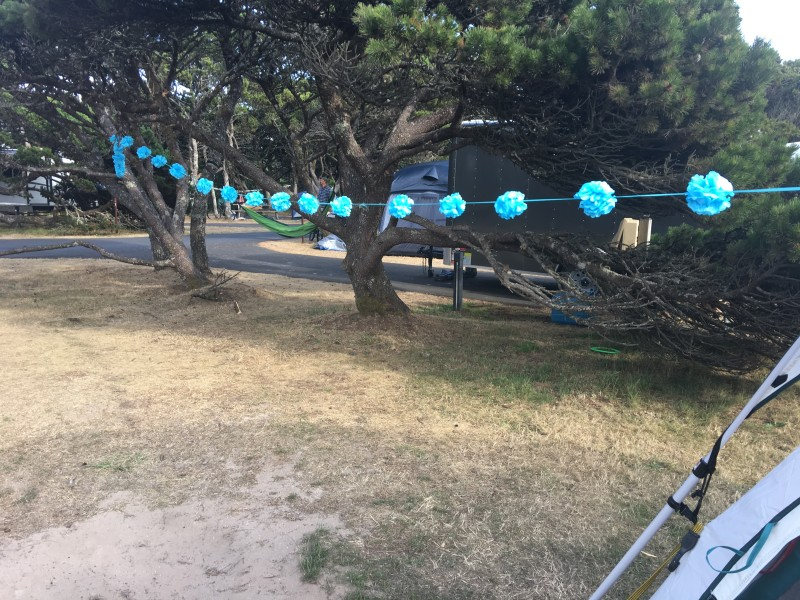 Pom Pom Camp Camping Glamping Oregon Coast Nehalem
