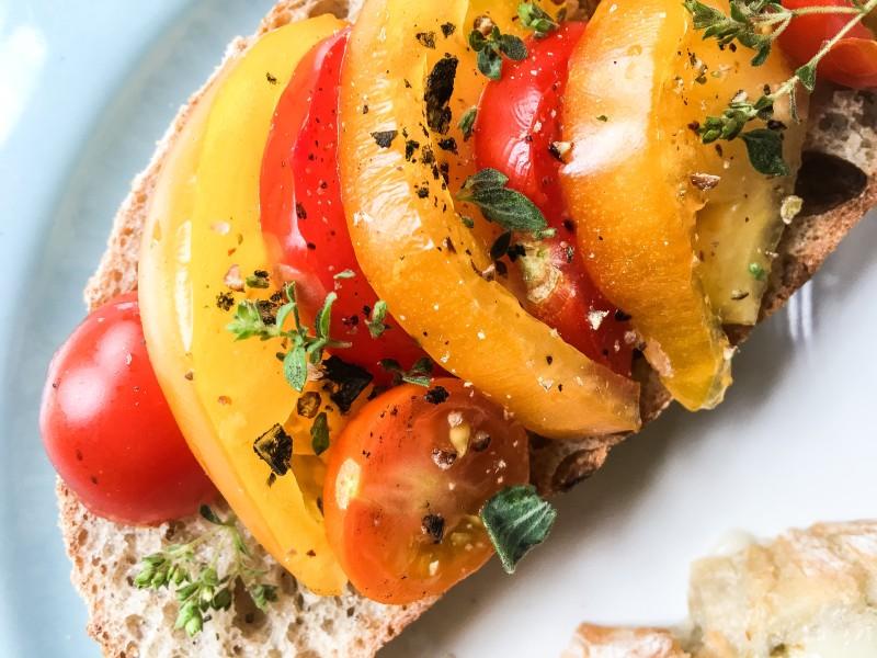 Tomato Bruscetta