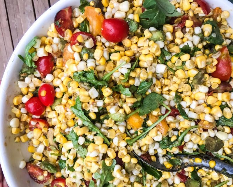 corn salad portland