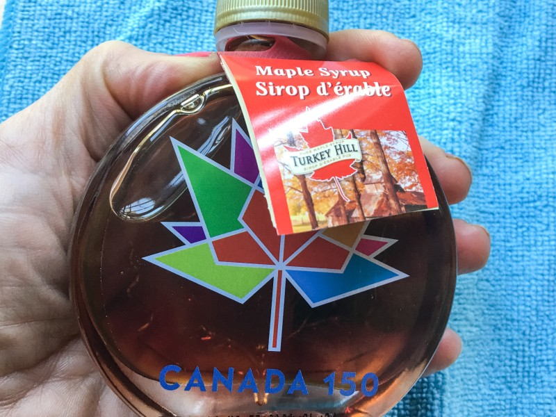 maple syrup gift