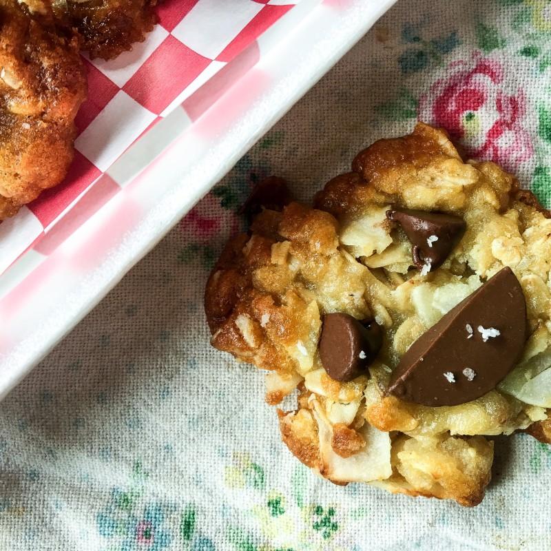 Cookies Anzac Fall Baking