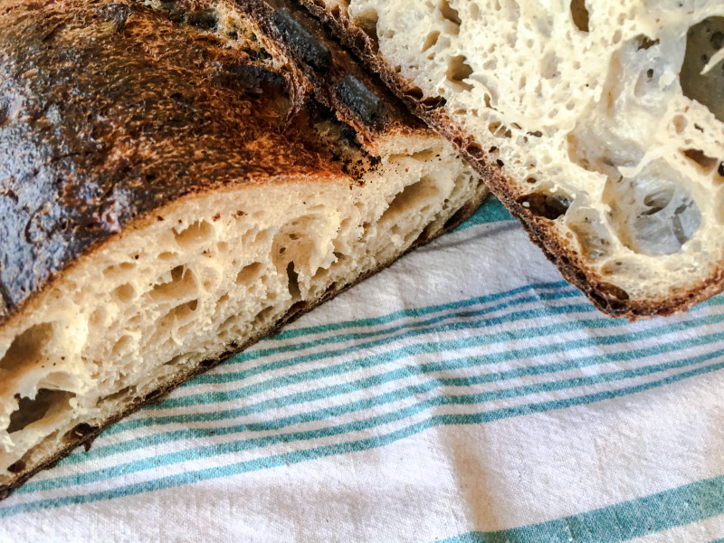 Country Bread from Tartine Manufactory, SF, San Francisco