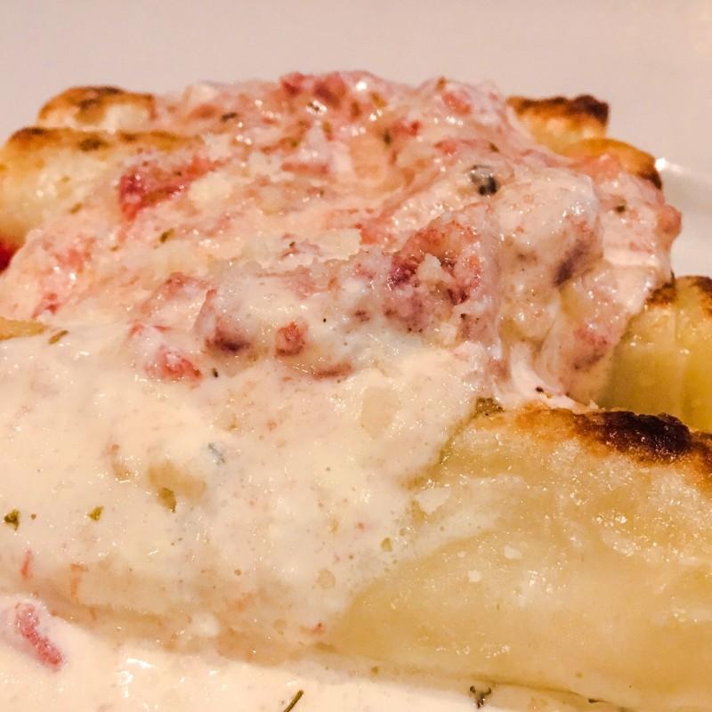 Nostrana Crab Cannolini