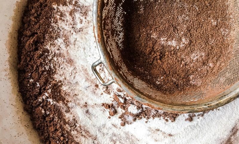 smitten kitchen dark chocolate sables sablees
