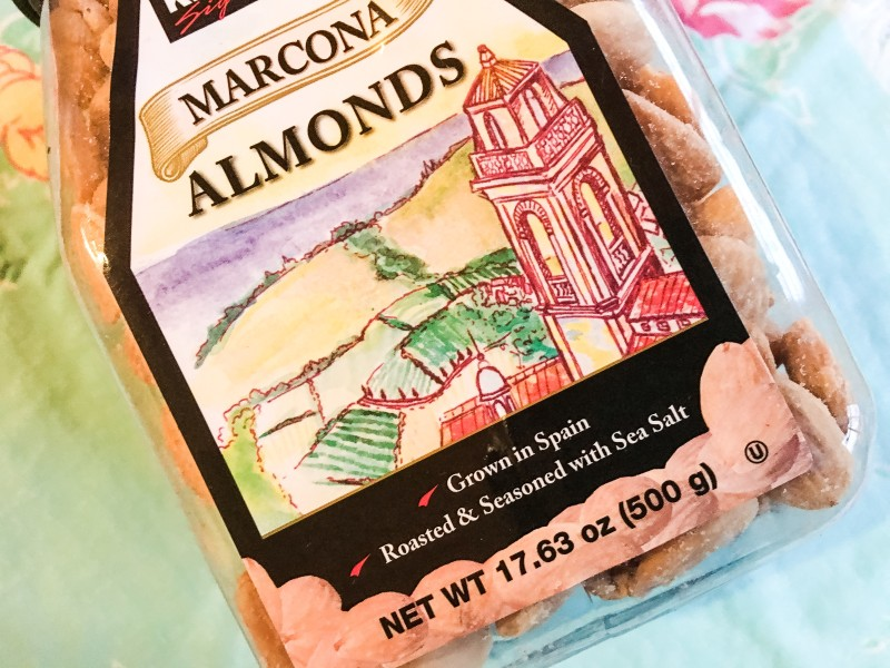 Marcona Almonds Foodie GIft