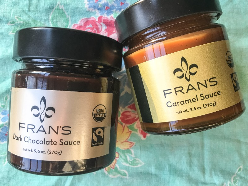 frans caramel sauce foodie gift