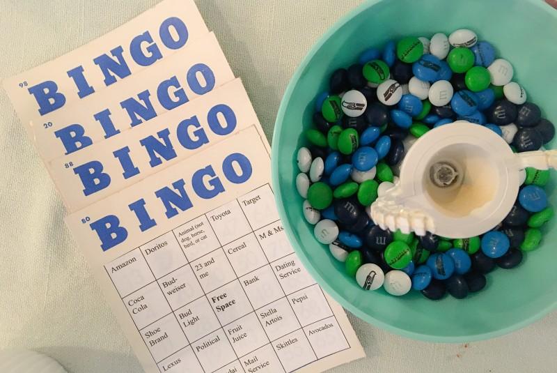 bingo m and super bowl