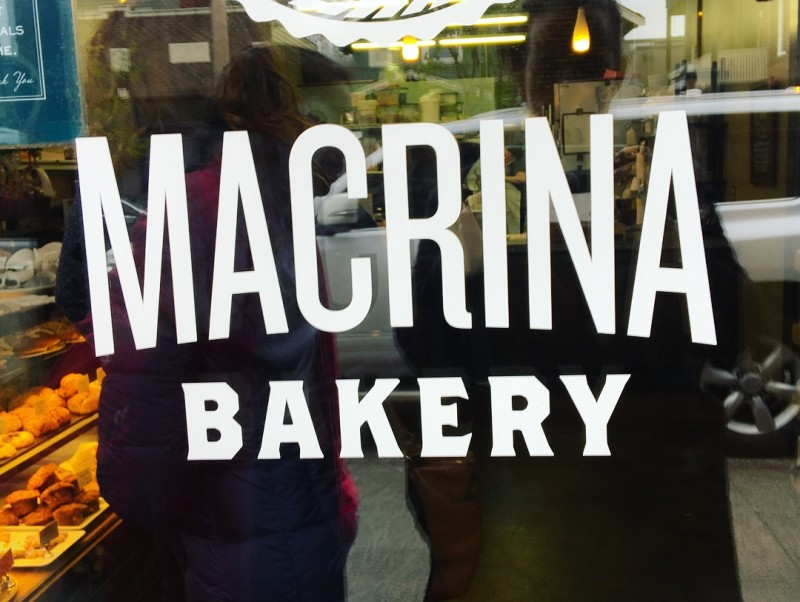 Marcrina Bakery Seattle