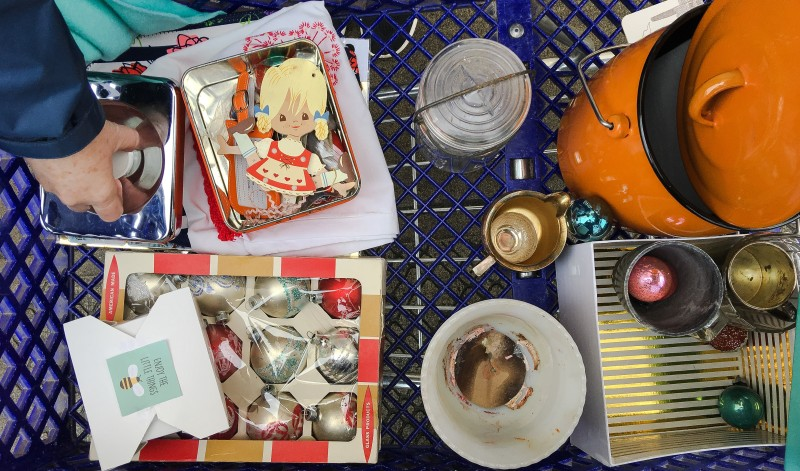 Goodwill BIns Outlet Stash with Lisa