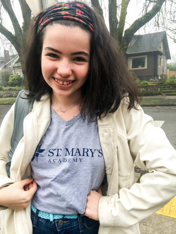 Charlotte SMA shirt