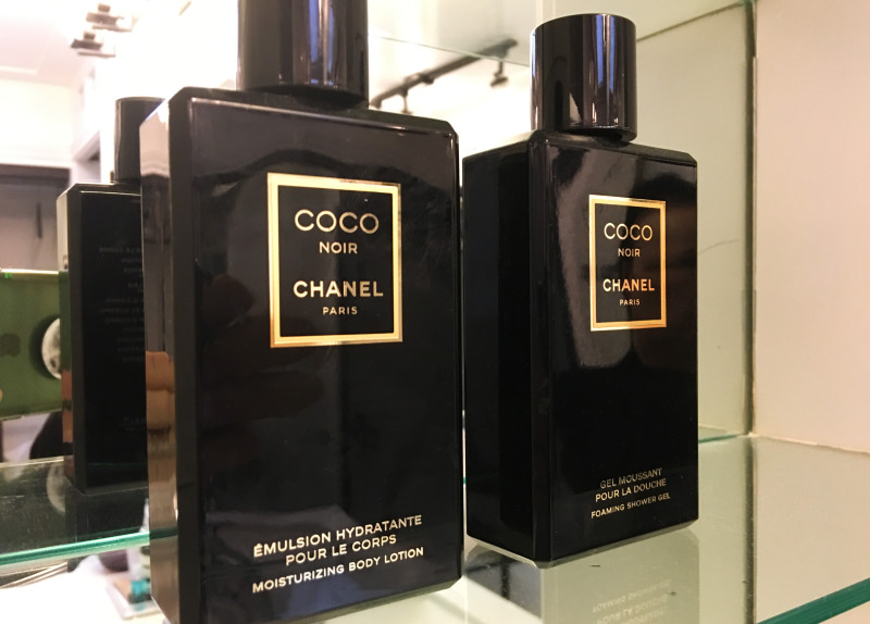 Chanel Perfume in Seattle Airbnb
