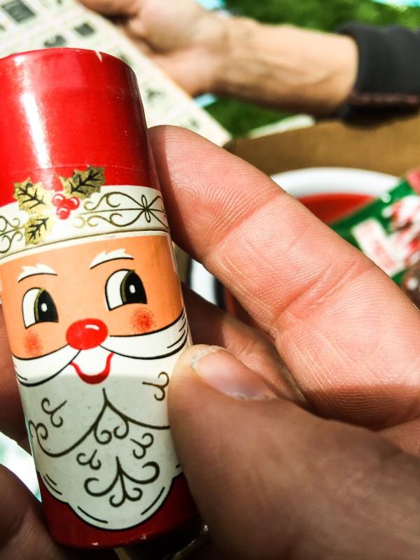 Santa matches